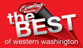 KING5 Best of Western Washington logo