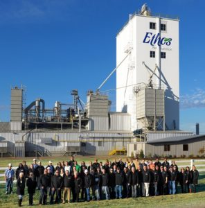 The new Canidae manufacturing plant in Texas
