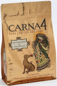 Carna4 Chicken kibble