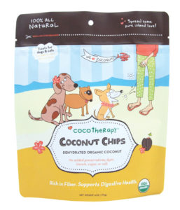 Coconut chips and other treats are alternatives to oil