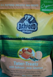 Darford Grain Free Salmon biscuits