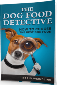 Dog Food Detective Book Cover Hero Shot 500x416crop