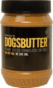 Dogsbutter- the object of our adventure