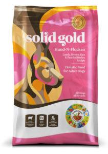 The new Hund-N-Flocken bag design