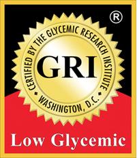 Low Glycemic Pet Food Seal