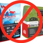 Orijen and Acana foods to be rationed
