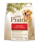Prairie Beef Meal and Barley Meal dog food
