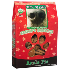 Wet Noses Holiday biscuits