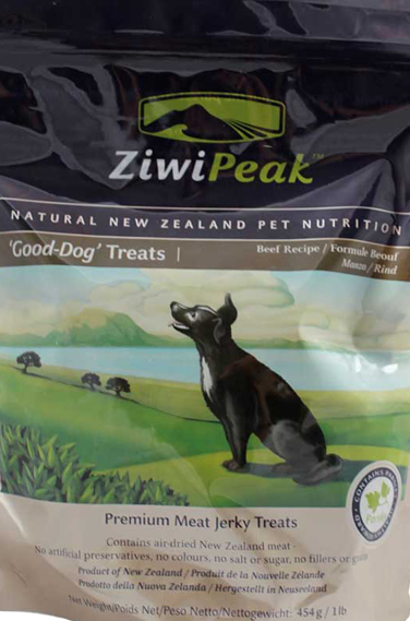 Ziwi Peak Beef treats